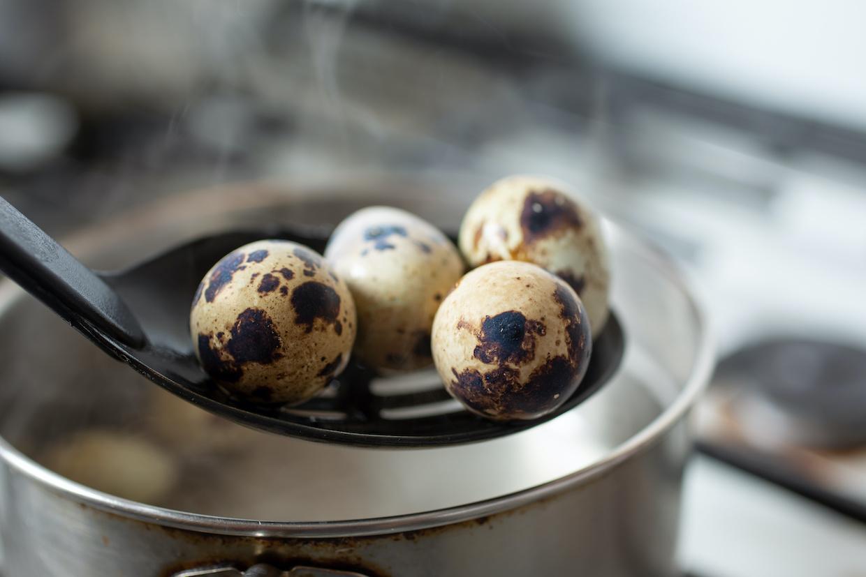 茹で 卵 時間 の うずら