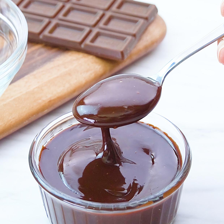 チョコ ない 生 固まら